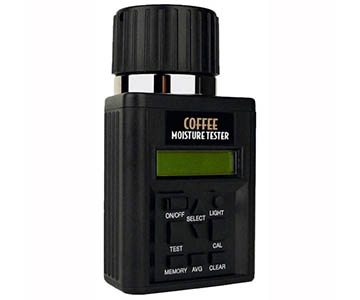 Medidor de humedad de café y cacao