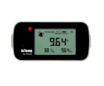Registrador de temperatura